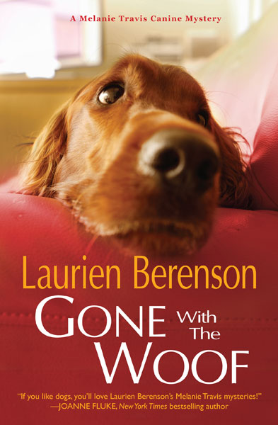 Gone With the Woof Cover