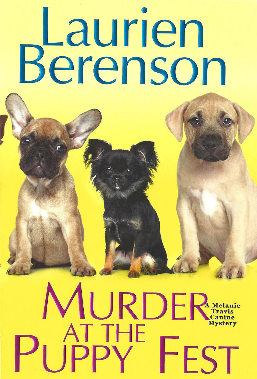 Murder at the Puppy Fest by Laurien Berenson