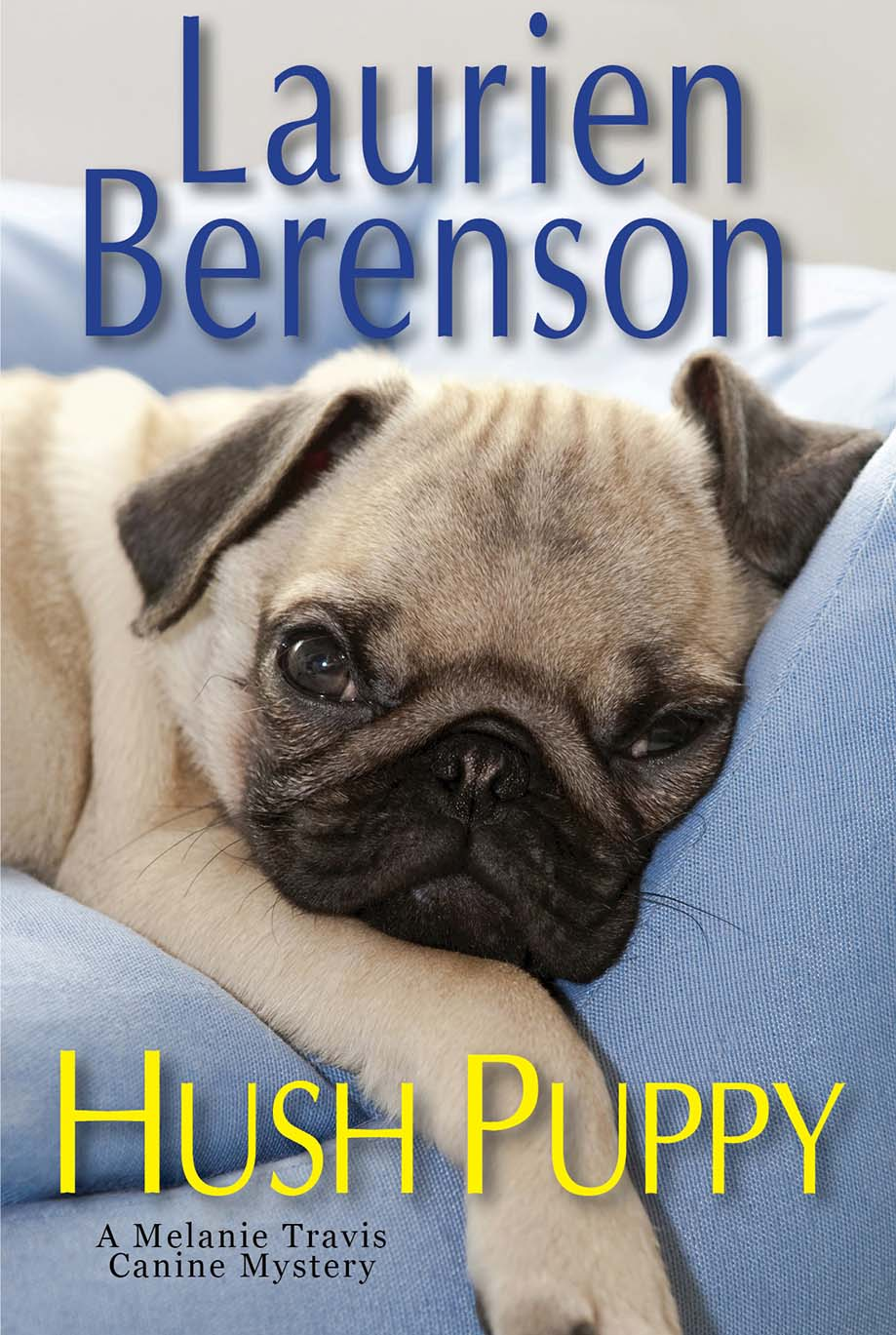 Cover for Hush Puppy by Laurien Berenson