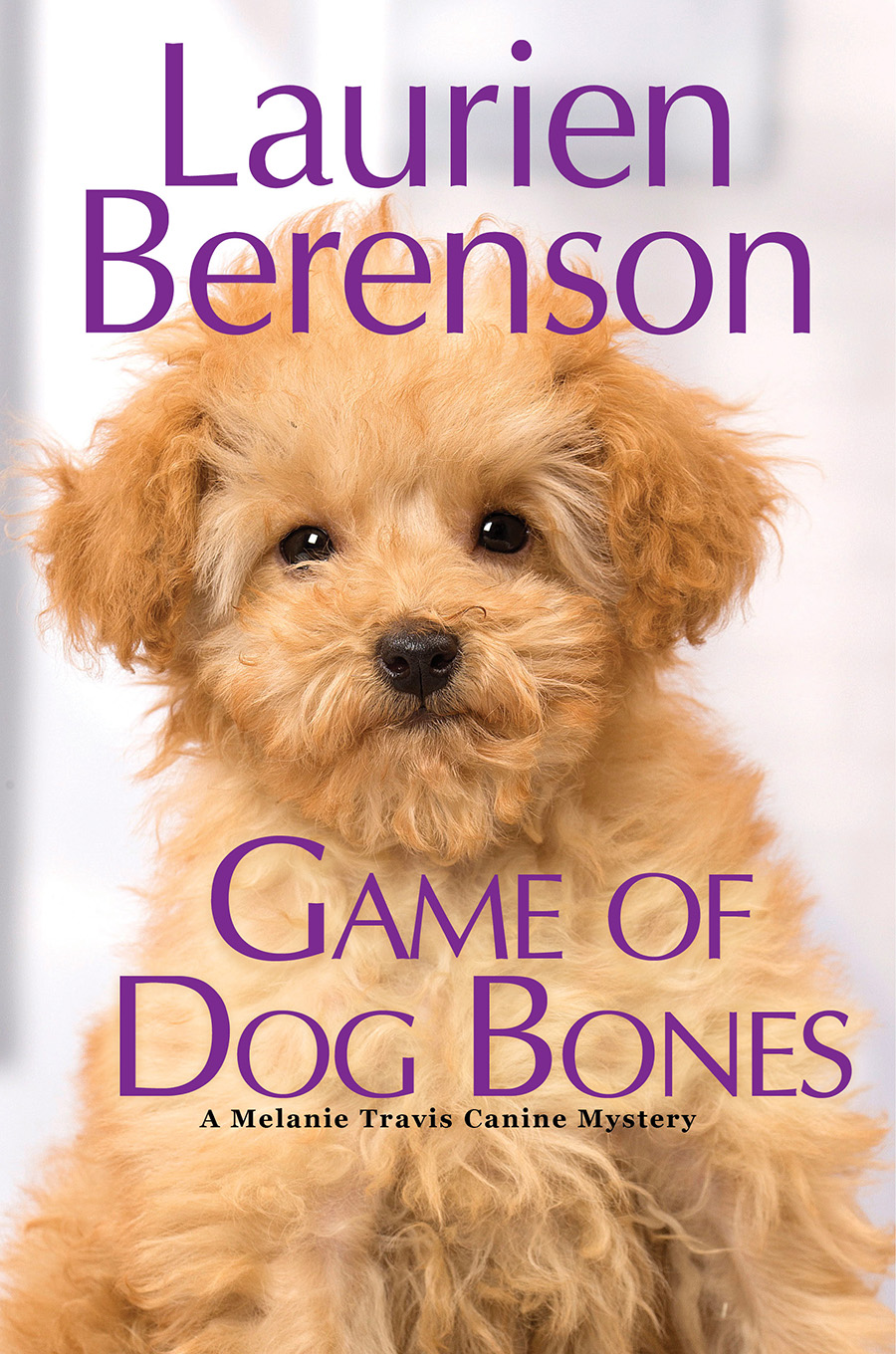 Game of Dog Bones cover by Laurien Berenson